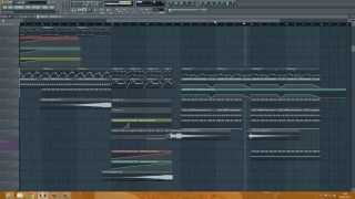 Hardwell & Joey Dale - Arcadia (Fl Studio remake) FLP FREE