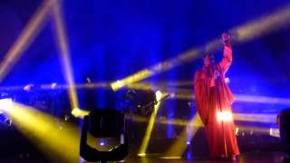 Seinabo Sey - Pretend (Live, Uppsala Konsert & Kongress - 2015-04-10)
