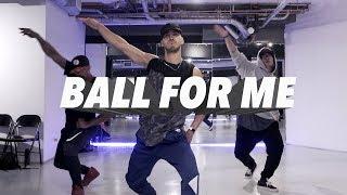 Post Malone Ft. Nicki Minaj - Ball For Me   Choreography by @alvin_de_castro