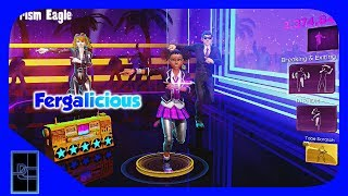 Dance Central 3 - Fergalicious (DLC) - 5 Gold Stars