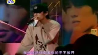 周杰倫(주걸륜) - 簡單愛(간단애) live (2001 음악불단가우회)