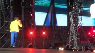Backup Tour Palermo - Jovanotti - Non m'annoio
