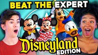 Can YOU Beat An Expert At Disneyland Trivia?