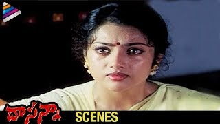 Meena Trails to Attract Venkatesh || Best Romtic Scene of Tollywood #21 width=