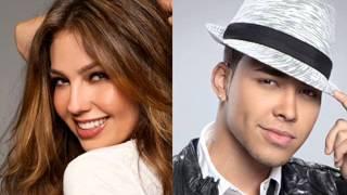 Thalía Ft Prince Royce - Te Perdiste Mi Amor  Bachata 2012