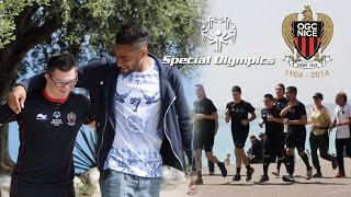 La Promenade de Special Olympics et de l'OGC Nice