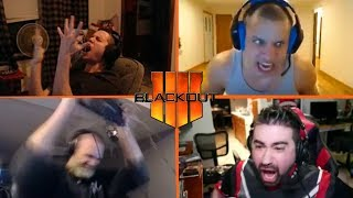 Blackout Rage Compilation (Funny Fails & Best Moments)