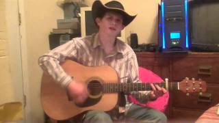 Monty Bell- Hayes Carll-Rivertown (Cover)