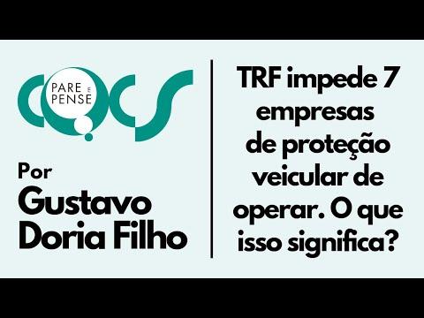 Imagem post: TRF impede 7 empresas de Proteção Veicular de operar. O que isso significa?