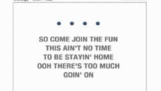 EL Debarge Rhythm Of The Night karaoke