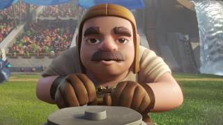 Clash Royale: Jardineiro (Comercial de TV)