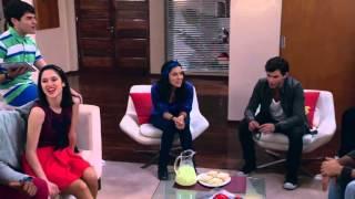 "Violetta 3 : Momento Musical: Todos juntos cantan ""Ser quien soy"" - Violetta"