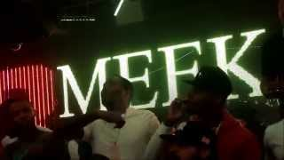 "Meek Mill ""Lord Knows"" Live in VIP Room NYC"