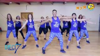 COREOGRAFIA Andas en mi cabeza chino y nacho ft daddy yankee FULL AUDIO HD