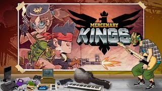 MERCENARY KINGS - Launch Trailer (Bonus Track) - Metal Cover
