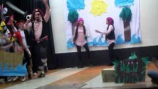 Los piratas dela Sala Verde Normal 8, 2012