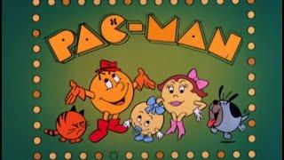 Pac-Man Season 2 Intro (1983; DVD Quality)