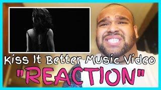 RIHANNA - KISS IT BETTER (MUSIC VIDEO) REACTION