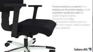 Astrix krēsla funkcijas