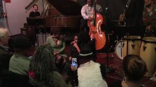 Lori Williams - Birthday Jam at Alice's Jazz & Cultural Society, Washington, DC