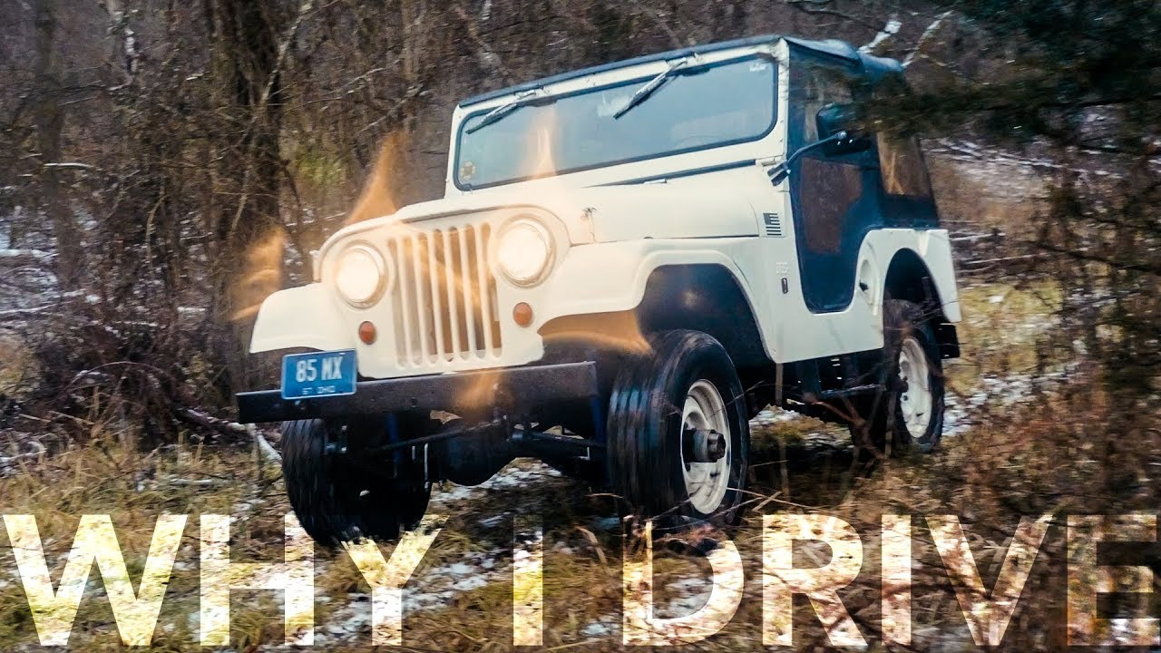 This father and son's 1967 Jeep CJ-5 is all about bare-bones fun