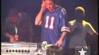 """DJ Marlboro e Convidados em """"Rap da Felicidade"""" no Nokia Trends 2004 - Showlivre.com"""