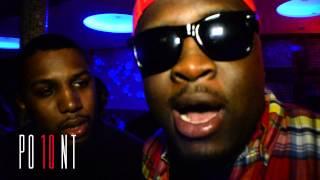 Makarel's Monumental mixtape release party....