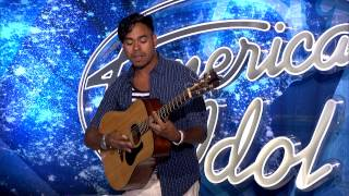 "American Idol Audition-Marvin Gaye's ""Let's Get It On"" cover by Ben Wilson"