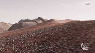 NASA εκπληκτικό video δείχνει πώς ήταν ο Άρης πριν 4 δισεκατομμύρια χρόνια