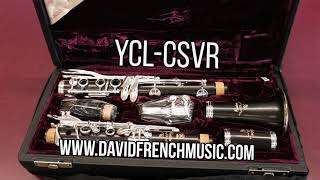 YCL-CSVR Bb Clarinet (New) For Sale!
