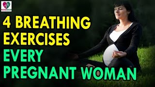 4 Breathing exercises every pregnant woman should do - Health Sutra - Best Health Tips