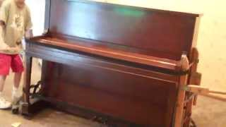 How to Use A Piano Dolly to Move a Piano width=