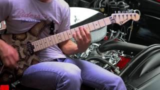 Kickstart My Heart - Mötley Crüe (Guitar Cover)