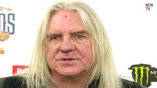 Saxon Interview New Album Thunderbolt 2017