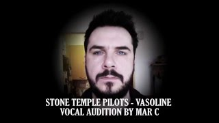 Stone Temple Pilots - Vasoline Cover by Mar C