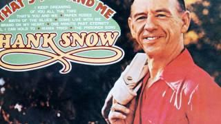 Hank Snow - Paper Roses