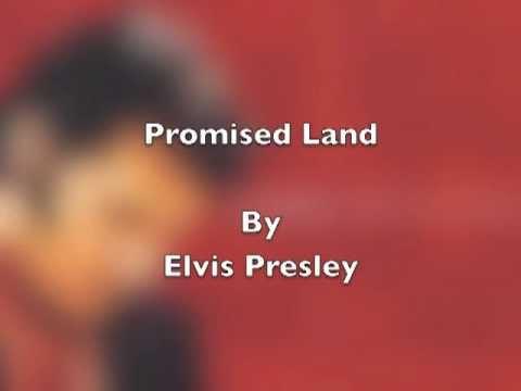 Promised Land By Elvis Presley With Lyrics Chords Chordify