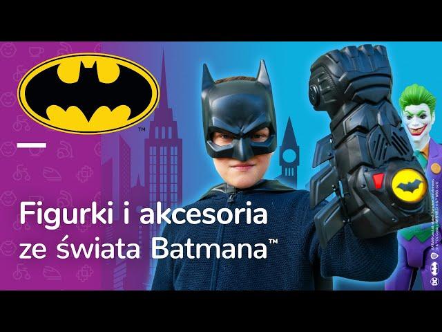 RECENZJA i KONKURS 🦇 | Spin Master Batman - te niesamowite zabawki 🦇