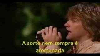 Bon Jovi - It's My Life Acustico (Legendado)
