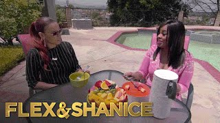 Shanice and Faith Evans On Competition Among Female Musicians | Flex and Shanice | OWN