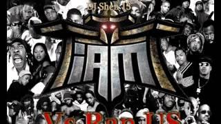 IAM Vs Rap US: L'Ecole du Micro d'Argent (DJ Shen 13)