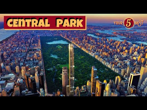 CENTRAL PARK Best of New York City Drone Video - YouTube