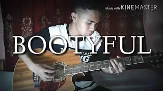 BOOTYFUL | Ex Battalion ft. Jroa, Flow-G. (Fingerstyle Guitar Cover)