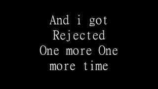 The Rejection Song - I Got Rejected LYRICS (Jimmy XC)