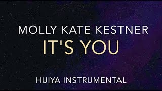[Instrumental] Molly Kate Kestner - It's You [+Lyrics]