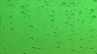 AFTER EFFECT FREE GREEN SCREEN VIDEO rain drop