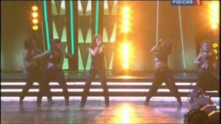 Nyusha (Нюша) - Voyu Na Lunu (Pesnya Goda 2009)