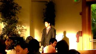 """Singing """"A MOMENT LIKE THIS"""" (Kelly Clarkson) - R.K. Lomarda [LIVE]"""