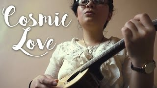 Cosmic Love by Florence and the Machine Cover
