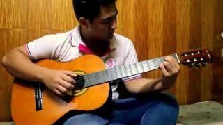 Glenn Aquias   Sila by Sud solo guitar